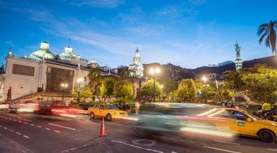Hoy no circula pico y placa en Quito