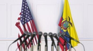 Empresarios de Estados Unidos buscan fortalecer relaciones comerciales con Ecuador