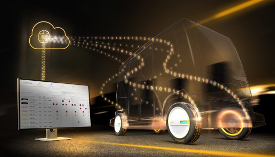 Continental gana premio con el concepto de neumático para robotaxis eléctrico