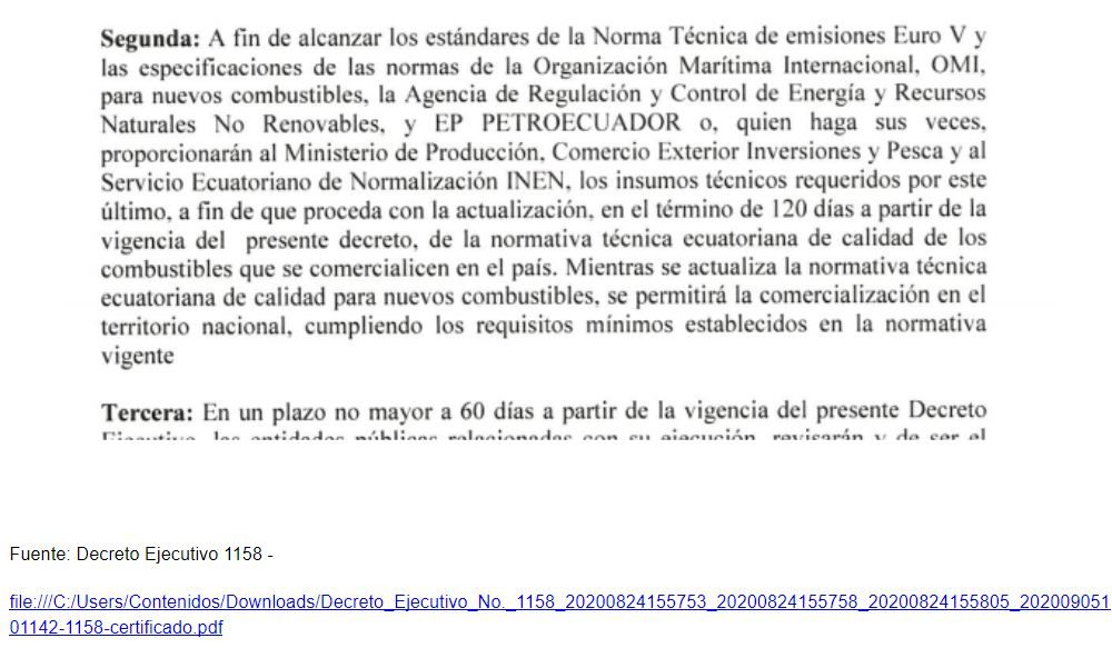 Captura Decreto 1158