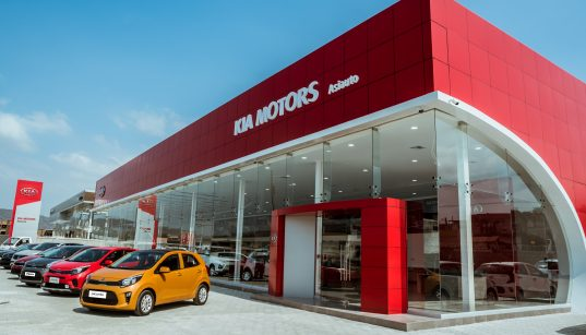 KIA Motors inaugura nueva casa en la capital manabita