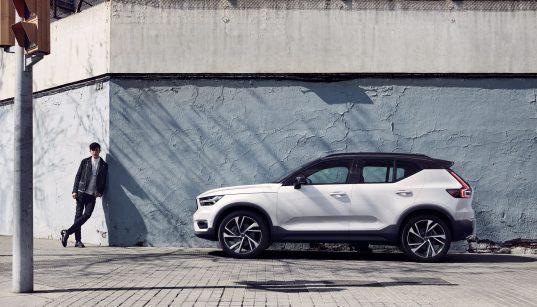 El Volvo XC40RD, el SUV para la vida urbana