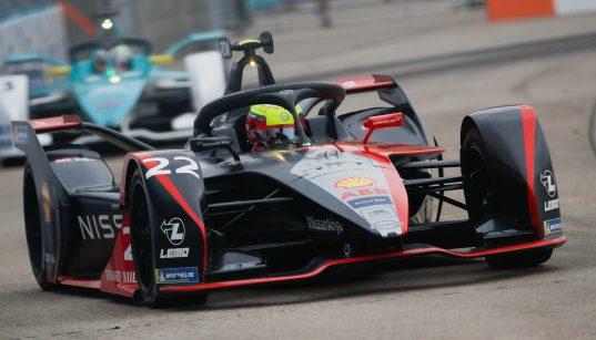 Nissan e.dams listo para la prueba de pretemporada de la Fórmula E