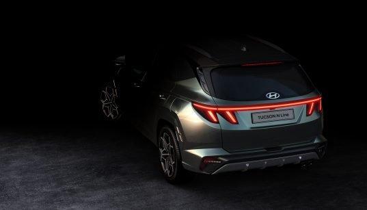 Hyundai presenta los avances de la línea Tucson N, que mantienen la expansión agresiva de la marca N hasta 2022
