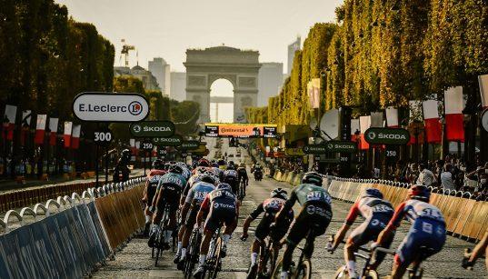 Continental apuesta por las carreras de ciclismo más importantes del mundo
